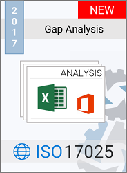 ISO 17025:2017 Gap Analysis Bundle