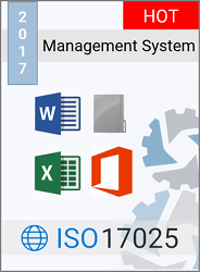ISO 17025:2017 Management System Template