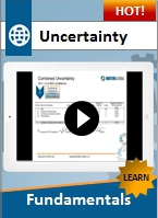 Video: Fundamentals of Estimating Measurement Uncertainty